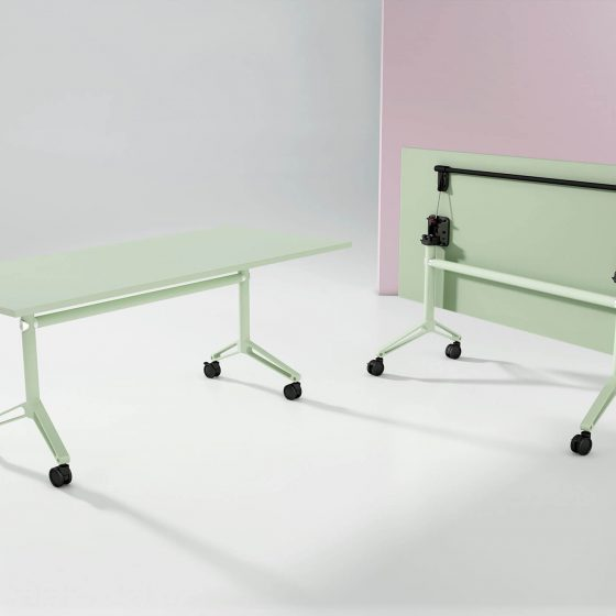 Incognito Folding Tables 1800x800mm Rectangle Minted