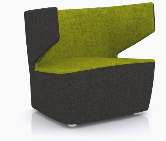 MR JONES SINGLE SEATER BRADO ARMCHAIR SOFA LOUNGE COMMERCIAL FURNITURE SOFT SEATING 800