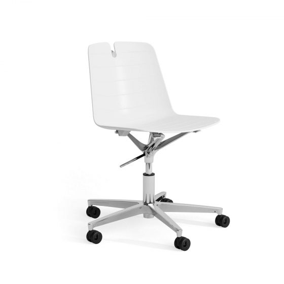 Mindy | plastic visitor chair meeting office chair task chair