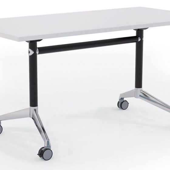Tables, Commercial Furniture Products, Modulus Flip Standard Black