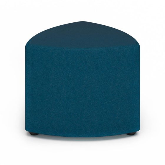 Pebble Ottoman 900 education furniture commercial furniture
