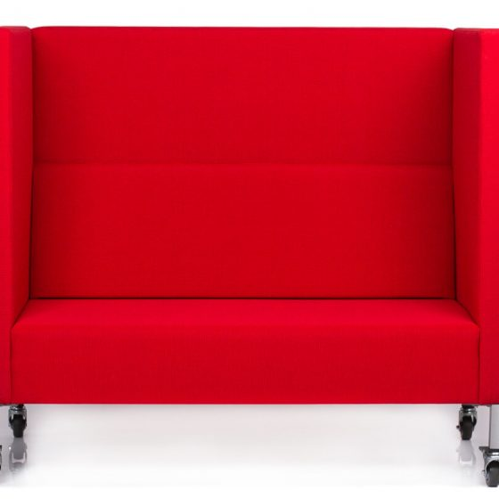 Quiet lounge collaborative lounge mobile commercial furniture