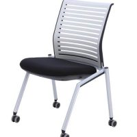 Commercial Furniture Products, Rana   student chair education furniture no arms castors