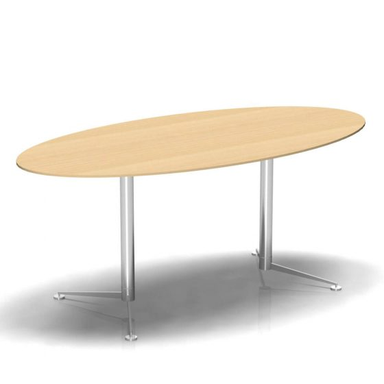 Tables, Commercial Furniture Products, Stan meeting table oval top