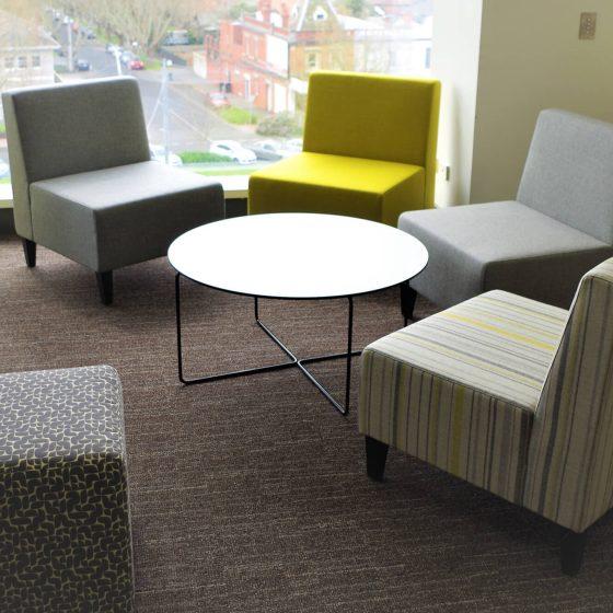 Furniture fitout – Monash Student Lounge