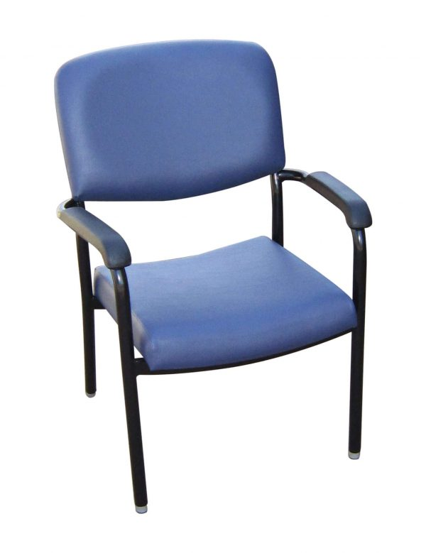 Bariatric Chair 500mm wide seat with arms healthcare seating