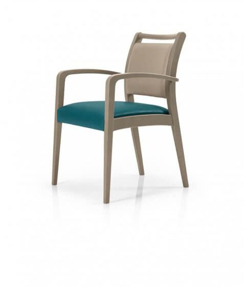 Products, Juliana Arm Chair Visitor chair Aged Care Furniture