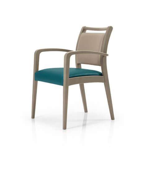 Juliana Arm Chair Visitor chair Aged Care Furniture