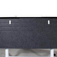 PET Pressed Modesty Panel 580×1180
