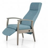 Regina Full Back Recliner lounge chair Aged Care