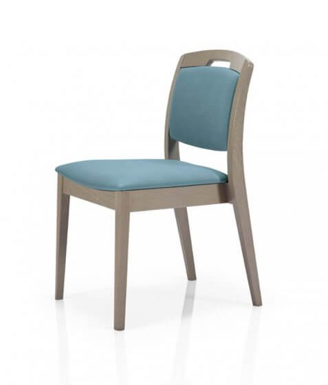 Commercial Furniture Products, Regina Side Chair Visitor chair stacking Aged Care Furniture