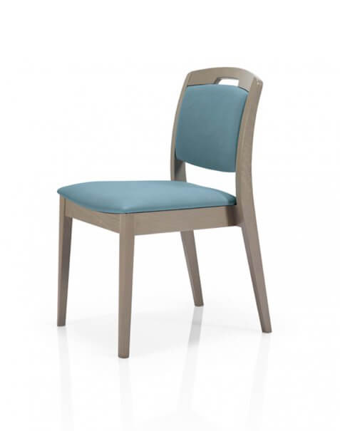 Regina Side Chair Visitor chair stacking Aged Care Furniture
