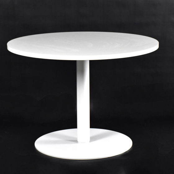 Flexi Gas Height adjustable Table white