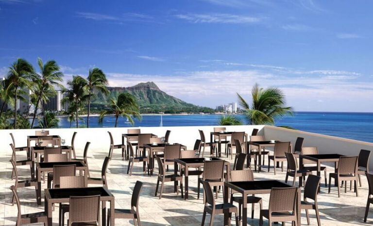 Industry Expertise, hospitality, Florida outdoor chair brown Bali hospitality