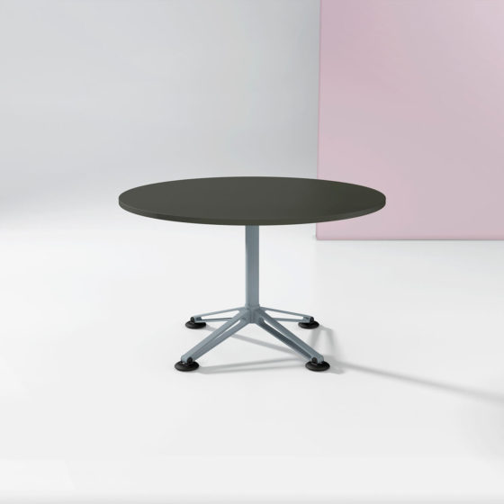 Incognito meeting table round