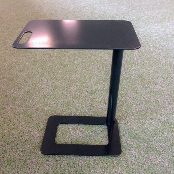 Mindy Laptop Table black