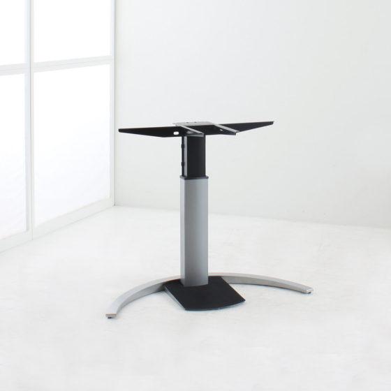 Modular desk 501 19 120 silver base