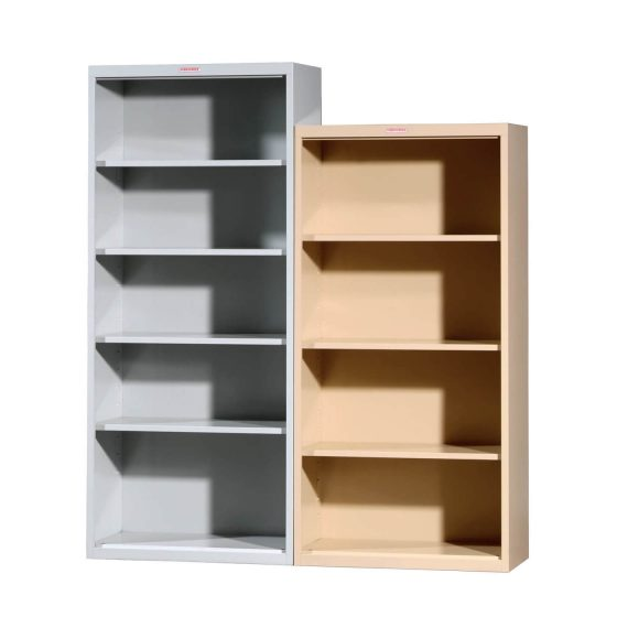 Commercial Furniture Products, Open Bay Shelving Metal