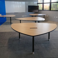 Plectrum Table black and base
