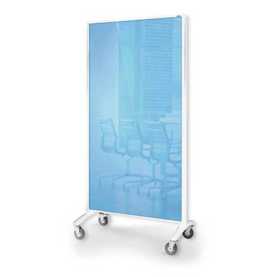 Visionchart Glassboards Room Divider mobile