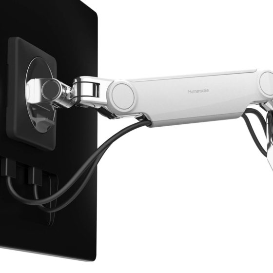 Humanscale M2 Monitor Arm with cable