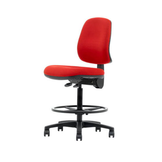 Magnum ergonomic task drafting chair