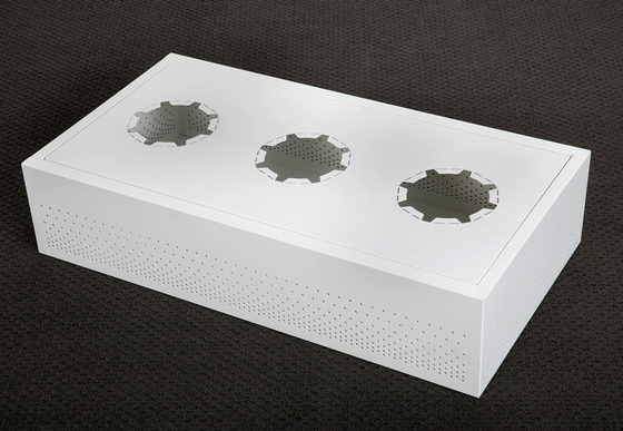 Tambour accessories planter box