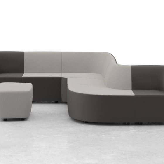 mr jones collaborative seating modular 4