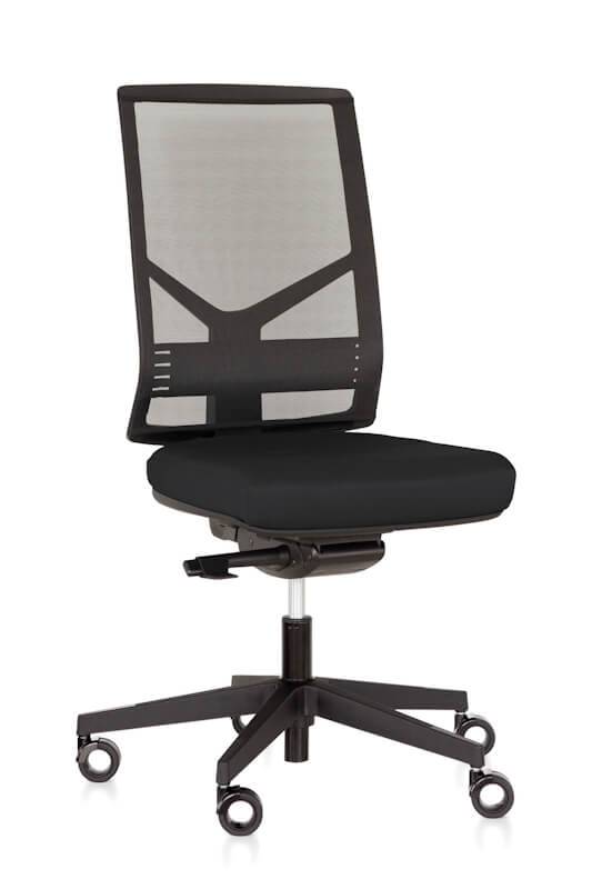 Eos by Gregory Mesh back Executive task chair