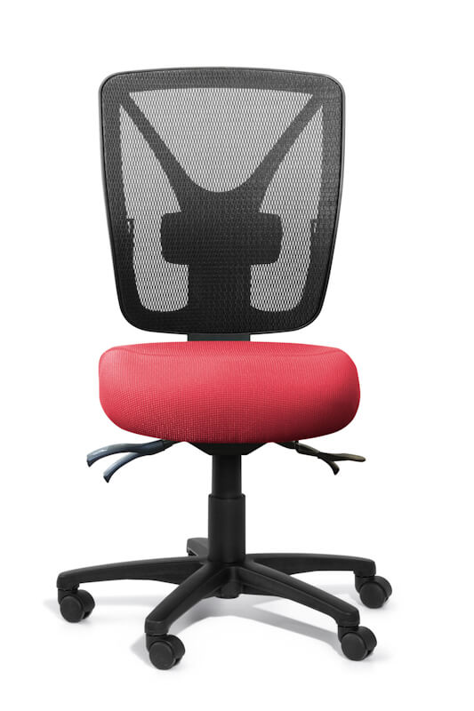 Evoke Mesh back ergonomic task chair